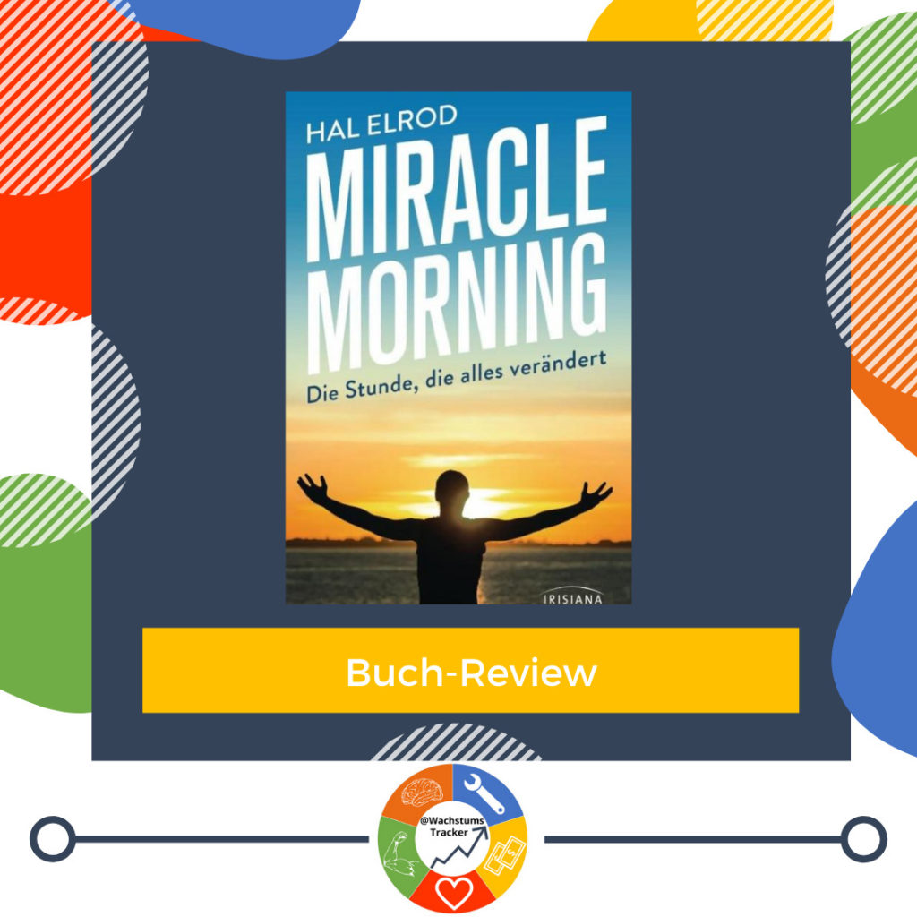 Buch-Review - Miracle Morning - Hal Elrod - Cover