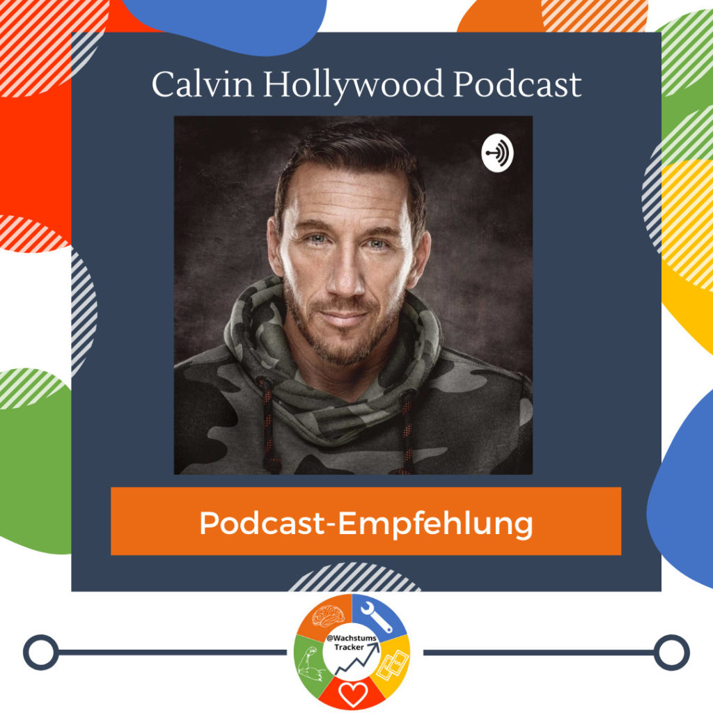 Podcast-Empfehlung - Calvin Hollywood Podcast - Calvin Hollywood - Cover
