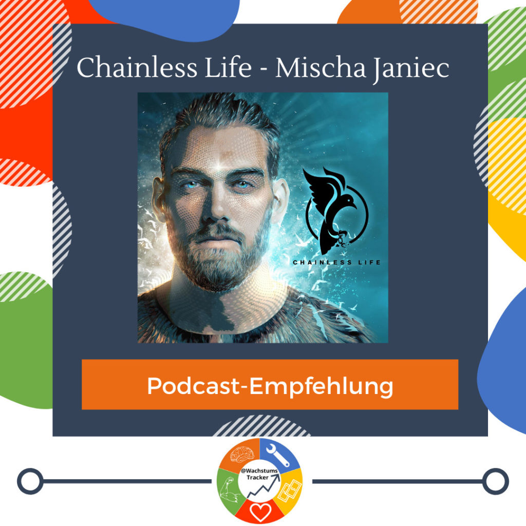 Podcast-Empfehlung - Chainless Life - Mischa Janiec - Cover