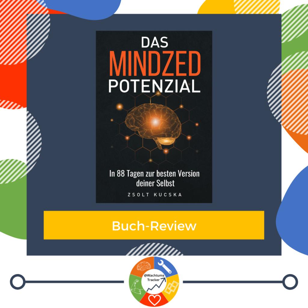 Buch-Review - Das Mindzed Potenzial - Zsolt Kucska - Cover