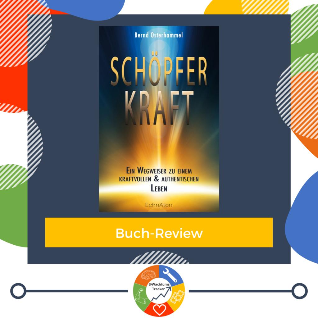 Buch-Review - Schöpferkraft - Bernd Osterhammel - Cover