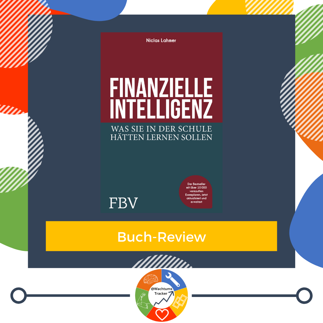 Buch-Review - Finanzielle Intelligenz - Niclas Lahmer - Cover