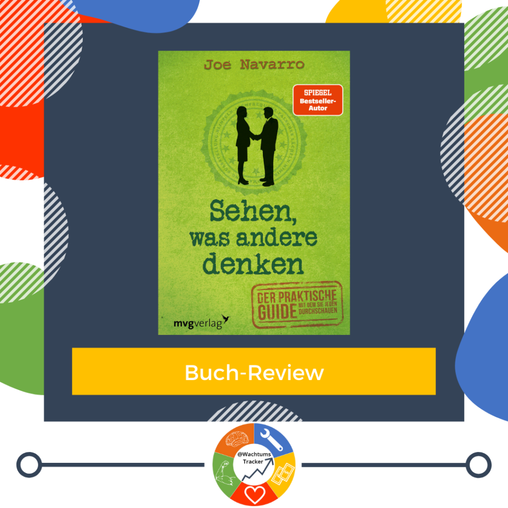 Buch-Review - Sehen, was andere denken - Joe Navarro - Cover
