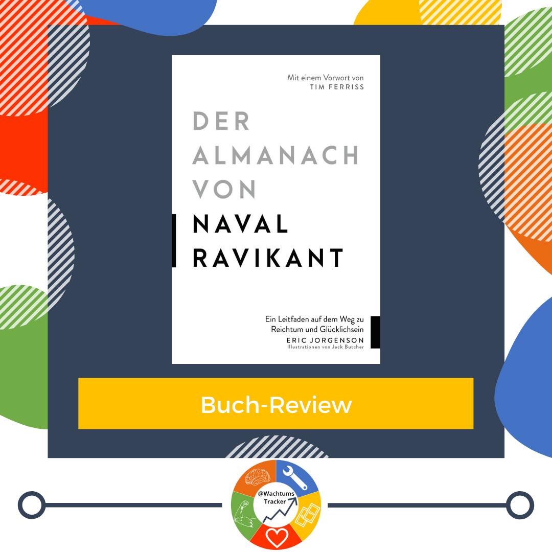 Buch-Review - Der Almanach von Naval Ravikant - Eric Jorgenson - Cover
