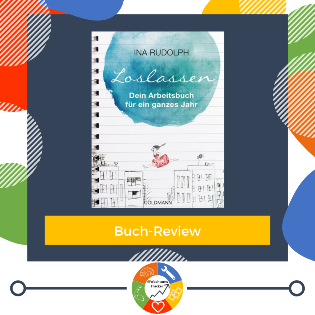 Buch-Review - Loslassen - Ina Rudolph - Cover